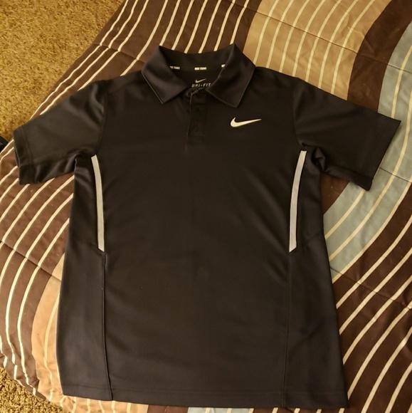 71bc9d23 Nike Shirts & Tops   Boys Collared Shirt   Poshmark
